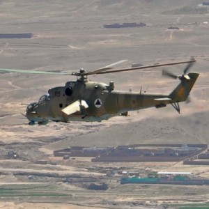 India donates pair of Mi-35s to Afghanistan