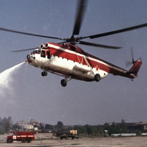 Chinese Aviation Museum adds Mi-6 helicopter