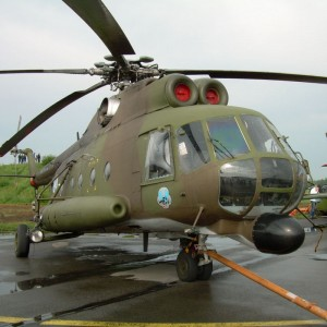 Finland gives two Mi-8s to Hungary