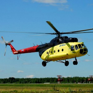 UTair selects Skytrac fleet monitoring for 46 Mi-8s