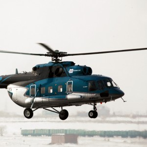 Russian Helicopters deliver Mi-8AMT to UTair