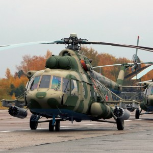 Russian Helicopters to deliver Mi-8MTV-5 to Belarus