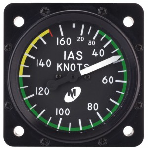Mid-Continent unveils new two-inch airspeed indicator and altimeter
