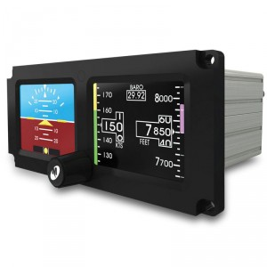 Mid-Continent unveil 2-inch glass standby display