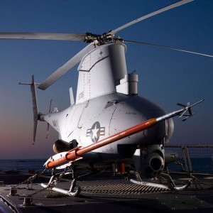U.S. Navy MQ-8B Fire Scout Completes Second Test Period Onboard USS McInerney