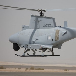MQ-8B Fire Scout passes 5,000 flight hours in Afghanistan