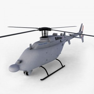 Cubic to Provide Smaller, Lighter Digital Data Link for MQ-8C Fire Scout