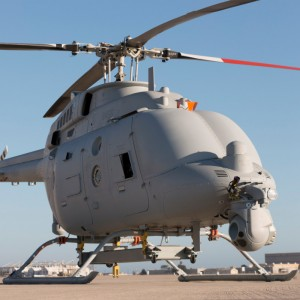 Northrop began flight tests for MQ-8C Fire Scout