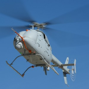 HSC-22 Receives First MQ-8C Firescout