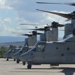 Bell Boeing awarded $17M contract to procure 60 MV-22 and 10 CV-22 parts