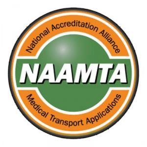 Aeromed Awarded NAAMTA Medical Transport Accreditation