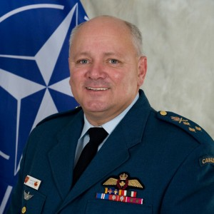 Former helicopter pilot leads NATO mission in Libya