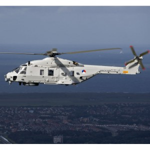 Dutch NH90 flies for the first time at night with NV