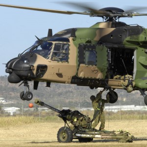 Second Australian Army MRH90 full-flight and mission simulator accepted for training