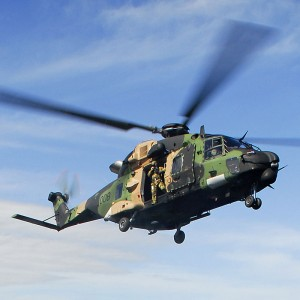 Australian MRH90 engine restrictions to be lifted soon?