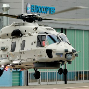 NH Industries celebrates NH90 Initial Operational Capability in Belgium