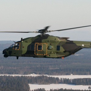 Finland renegotiates NH90 contract