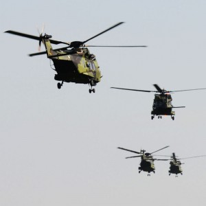 Finnish NH90s airlift 150+ soldiers over 320km in 5 hours