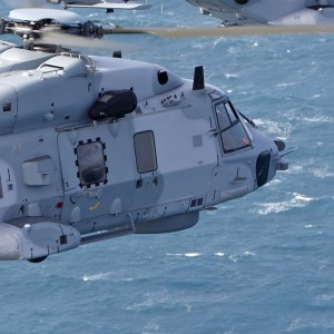 French Navy awards support contract for NH90 FLASH sonars