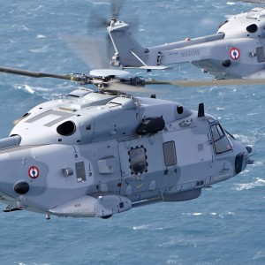 First medical evacuation by French NH90 completed