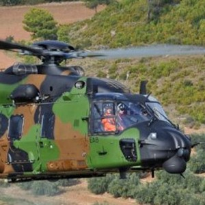 French Army NH90 Full Flight Simulator Ready for Training