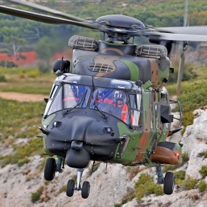 French Army formally adopt NH90 Caiman