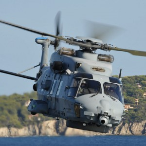 French Navy receives 15th NH90 NFH