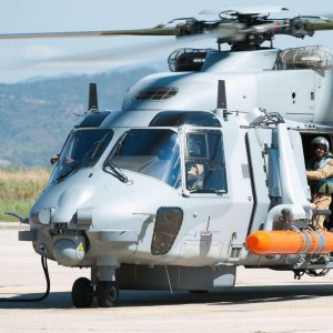French Navy signs off MU90 torpedo on NH90 Caiman