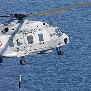 FLASH SONICS sonar enters service with French Navy NH90