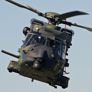 Rheinmetall modernizing German NH90 flight simulators