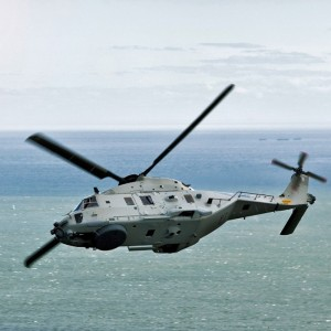 GKN Aerospace promotes its role in German NH90 order