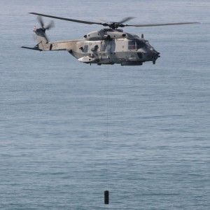 Selex obstacle avoidance system goes live on Italian NH90s
