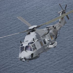 "First NH90 NFH ""Step B"" delivered to Italian Navy"