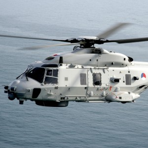 Terma to Field Aircraft Survivability Equipment on Dutch NH90s