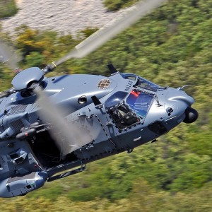 New Zealand orders NH90 flight training device from CAE
