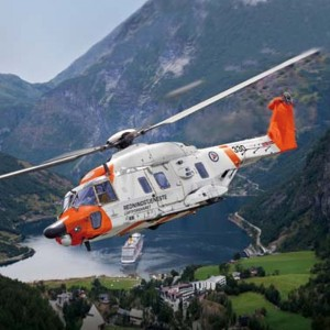 Norway pre-selects NH90 for future SAR capability