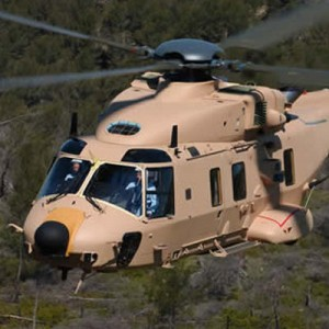 Delivery of two NH90 to the Royal Air Force of Oman.