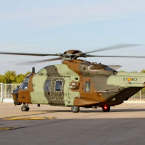 First NH90 delivered to the Spanish Air Force for SAR missions