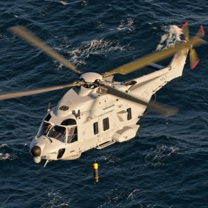 Airbus delivers first Swedish ASW NH90