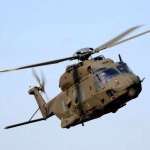 NH Industries delivers the 250th NH90