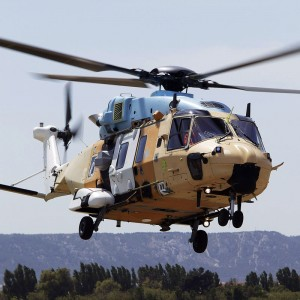 First New Zealand NH90 commences test flights