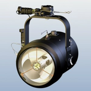 Spectrolab approves Heli-One as specialist for MRO of Nightsun® Searchlights