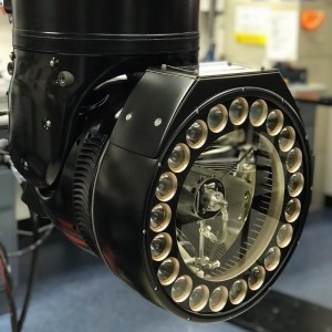 Spectrolab Launches New Searchlights for Military Rotorcraft