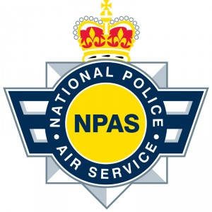 NPAS moves out of police helicopter at Boreham