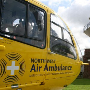 North West Air Ambulance Charity welcomes new Director