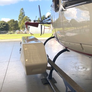 Oceania Aviation Prepare Right Hand H125/AS350 Cargo Pod