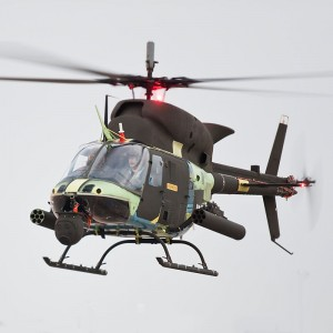 Bell completes first flight of Block II Kiowa