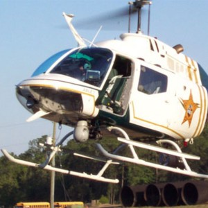 Florence County Sheriff's Office unveils new helicopter