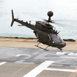 US Army OH-58D Kiowa Scouts on final Korean deployment