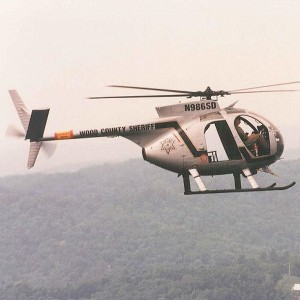 Wood County officials looking to refurbish sheriff's helicopter